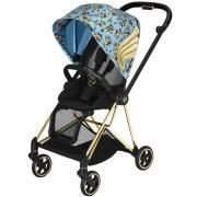 Детская коляска Cybex MIOS FE JS Cherubs Blue