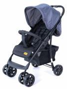 Детская коляска Tomix City One (HP-716) Grey&Black