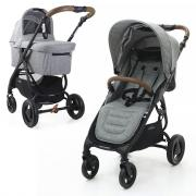 Коляска 2в1 Valco Baby Snap Trend 4 Grey Marle