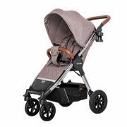 Прогулочная коляска Carrello Supra CRL-5510 Bisquit Beige (надувные колеса)