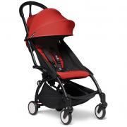Прогулочная коляска BabyZen YOYO2 черное шасси Red