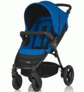 Britax Roemer Детская коляска B-Motion 4 Ocean Blue