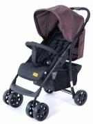 Детская коляска Tomix City One (HP-716) Coffe&Black