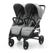 Коляска для двойни Valco Baby Snap Duo Cool Grey