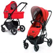 Коляска 2в1 Valco Baby Snap Ultra 4 Fire Red