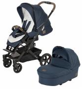 Hartan Детская коляска VIP GTS XL 548 Bellybutton с сумкой