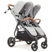 Коляска Valco baby Snap Duo Trend Grey Marle 9938