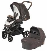 Hartan Детская коляска VIP GTS XL 544 Bellybutton с сумкой