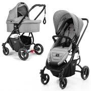 Коляска 2в1 Valco Baby Snap Ultra 4 Cool Grey