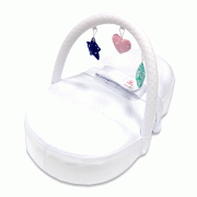 Кокон для новорожденного Farla Baby Shell Toys Белый