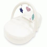 Кокон для новорожденного Farla Baby Shell Toys Молочный