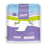 Пеленки Bella Baby Happy детские Baby Happy Classic 60x90 см, 30 шт