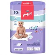 Пеленки Bella Baby Happy детские Baby Happy 60x60 см, 10 шт