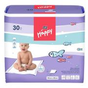 Пеленки Bella Baby Happy детские Baby Happy 60x60 см, 30 шт