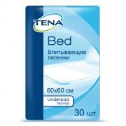 Tena Пеленки Bed Underpad Normal 60x60 см 30 шт.