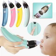 Детский электрический назальный аспиратор (Синий)
