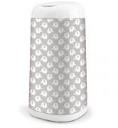 Angelcare Чехол для накопителя подгузников Dress Up, серый/слоны
