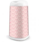 Angelcare Чехол для накопителя подгузников Dress Up, розовый/цветы