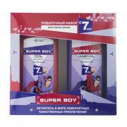 Bielita Vitex Подарочный набор Шампунь д/волос 275 мл + Гель д/душа 275 мл для мальчиков с 7 лет