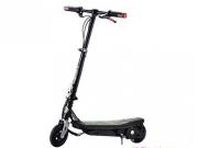 Электросамокат El-Sport Charger (c надувным колесом) черно-зеленый