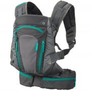Рюкзак-кенгуру для переноски малыша с карманами Infantino 005333i