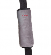 Накладка на ремень Diono Подушка для путешествий Pillow-Grey, серый
