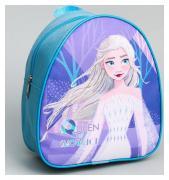 """Disney Рюкзак детский """"Queen Of Snow And Ice"""", холодное сердце"""