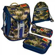 Spiegelburg Школьный рюкзак T-Rex Flex Style с наполнением 11869