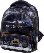 Ранец DeLune 9-128 + мешок + жесткий пенал + часы