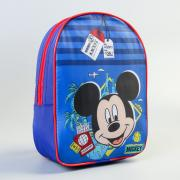 Рюкзак детский, Микки Маус и друзья, 21 x 9 x 26 см, отдел на молнии