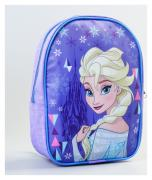 Disney Рюкзак детский, холодное сердце, 21 X 9 X 26 см, отдел на молнии