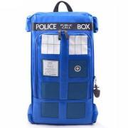 Рюкзак Doctor Who Tardis искусственная кожа Hot Topic TM01224