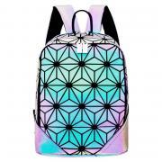 Рюкзак «Хамелеон» геометрический (Рюкзак № 2)