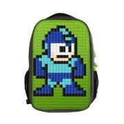 Upixel Пиксельный рюкзак Full Screen Biz Backpack WY-A009 Зеленый