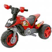 Мотоцикл Molto Elite 6, 6V красный Molto 35882 PLS
