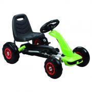 Автомобиль детский VELD CO Гонка зеленый с педалями 88Х51Х48 112187