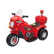 Электромотоцикл City-Ride 6V4.5AH*1 MP3 свет,звук красный JB2400016