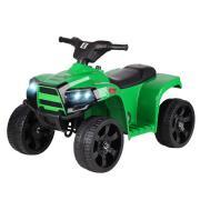 Электроквадроцикл City-Ride Зелёный 6V4,5*1, 20W*1 3+ CR056GR