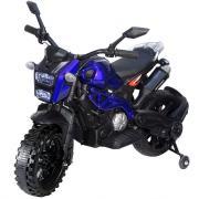 Детский электромотоцикл Toyland Moto Sport YEG2763 синий