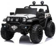 Детский электромобиль RiverToys C555CC 4WD белый