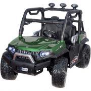 Детский электромобиль Toyland Buggy YEG 3314 зеленый