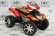 Квадроцикл RiverToys Е005КХ (красный)