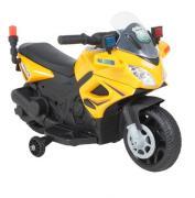 Электромотоцикл ВЕЙКЕСИ Желтый 20кг 6V 3+ 1место 4680065071854