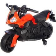 Детский электромотоцикл Toyland Minimoto JC917 красный