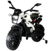 Детский электромотоцикл Toyland Moto Sport YEG2763 белый