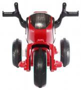 Детский электромотоцикл Jiajia Moto HC-1388-Red Красный
