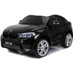 Детский электромобиль Jiajia BMW X6M Black 12V - JJ2168