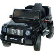 Детский электромобиль Toyland Mercedes Benz G 63 Big BBH-0003 черный