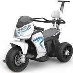 Электромотоцикл Jiajia детский Белый - HL-108-W