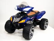 Квадроцикл RiverToys Е005КХ (синий)